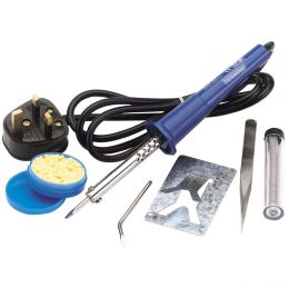 Draper Soldering Kit and Solder Wire
