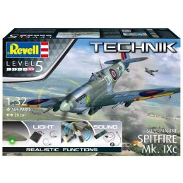 Revell Technik Supermarine Spitfire Mk.IXc