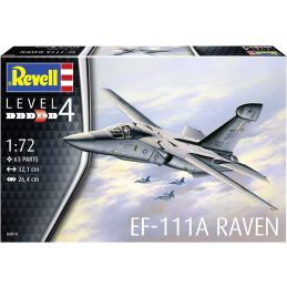 "Revell 1/72 Scale EF-111A ""Raven"" Plastic Model Kit"