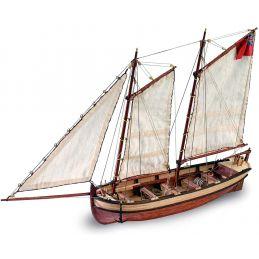 Artesania Latina 1/50 HMS Endeavour's Captain Longboat