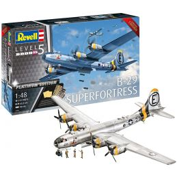 Revell B-29 Super Fortress (Platinum Edition)