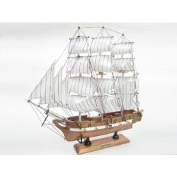 USS Constitution Starter Wooden Model Ship Kit