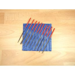Expo Needle File Set in Wallet