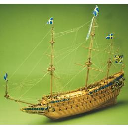 Mantua Models Vasa Model Ship Kit