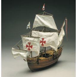 Mantua Models Pinta Model Ship Kit