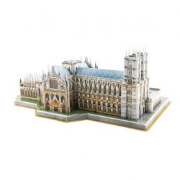 National Geographic Westminster Abbey 3D Puzzle