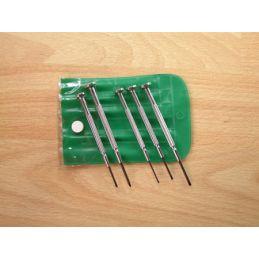 Expo 5 Piece Jewellers screwdriver set