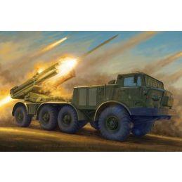 Trumpeter 1/35 Russian 9P140 TEL of 9K57 Uragan MLRS