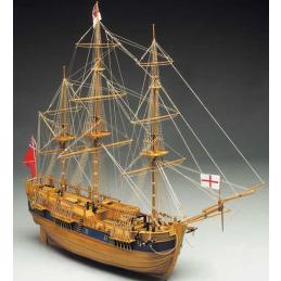 Mantua Models Endeavour Ship Kit