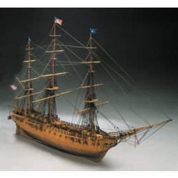 Mantua Models USS Constitution Model Ship Kit