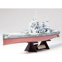 Tamiya HMS Prince of Wales 1:350 Scale Plastic Ship Model Kit