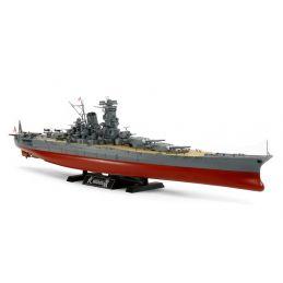 Tamiya 1/350 Musashi Japanese Battleship