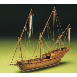Mantua Models French Xebec Model Ship Kit