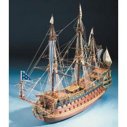 Mantua Models Soleil Royal 1669 Model Ship Kit