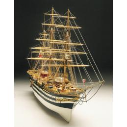 Mantua Models Amerigo Vespucci Kit