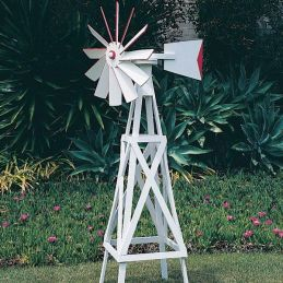 Farm-Style Windmill Plan
