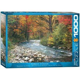 Eurographics Forest Stream 1000 Piece Jigsaw