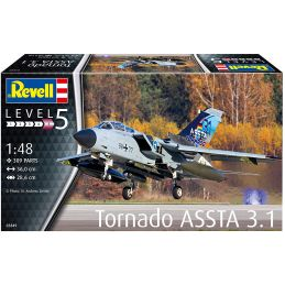 Revell 1:48th Scale Tornado ASSTA 3.1