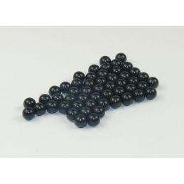 Caldercraft 2mm Black Steel Cannon Balls Pack of 50