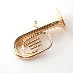 Brass Baritone Tuba