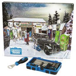 Draper 55 Piece Tool Advent Calendar