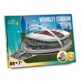 3D Replica Wembley Stadium England Football Club Easyfit Model
