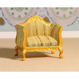 Ornate Armchair
