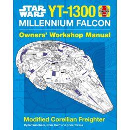 Haynes Star Wars YT-1300 Millennium Falcon Manual