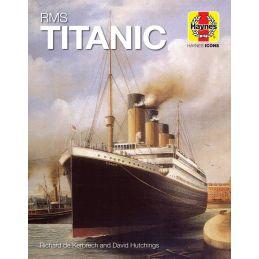 Haynes Icons RMS Titanic Manual Hardback