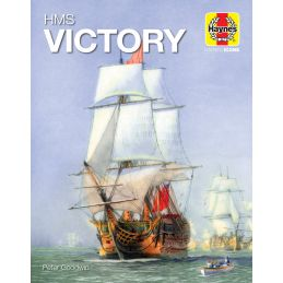 Haynes Icons HMS Victory Manual
