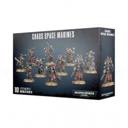 Warhammer Chaos Space Marines