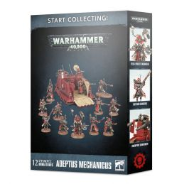 Warhammer Start Collecting! Adeptus Mechanicus