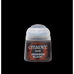 21-25 Abaddon Black 12ml
