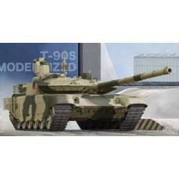 Trumpeter 1/35 T-90MS Tagil Main Battle Tank