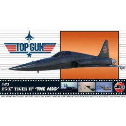 "Airfix Top Gun F5-E Tiger II ""THE MIG"""