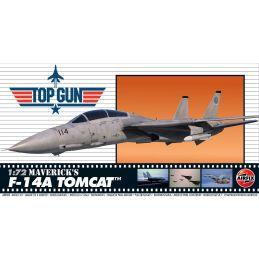 Airfix Top Gun Maverick's F-14A Tomcat