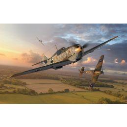 Airfix Messerschmitt Bf109E-4  1:72 Scale Plastic Model Kit