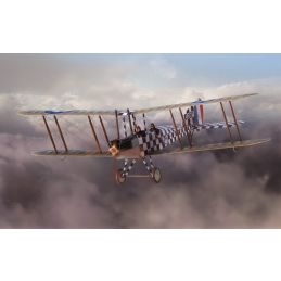 Airfix Royal Aircraft Factory BE2c Scout  1:72 Scale Plastic Model Kit
