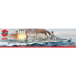 Airfix HMS Hood 1:600 Scale