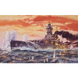 Airfix Admiral Graf Spee 1:600 Scale