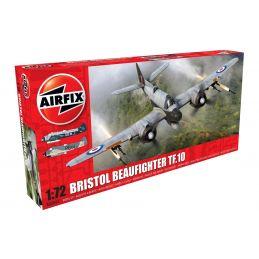 Airfix Bristol Beaufighter Mk.X (Late)  1:72 Scale Plastic Model Kit