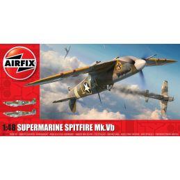 Airfix 1/48 Scale Supermarine Spitfire Mk.Vb