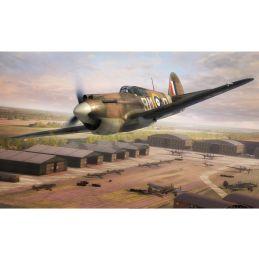Airfix Curtiss Tomahawk MK.IIB  1:48 Scale Plastic Model Kit