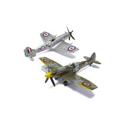 Airfix Supermarine Spitfire XIV  1:48 Scale Plastic Model Kit