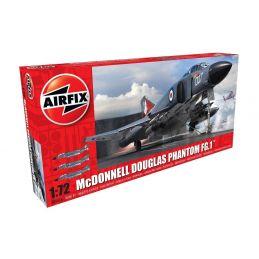Airfix McDonnell Douglas FG.1 Phantom - Royal Navy 1:72 Scale