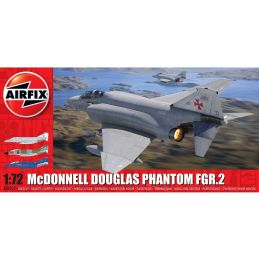 Airfix McDonnell Douglas FGR2 Phantom 1:72 Scale