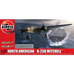 Airfix North American B25B Mitchell