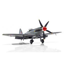 Airfix Supermarine Spitfire Mk22 24  1:48 Scale Plastic Model Kit