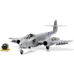 Airfix Gloster Meteor F8, Korean War  1:48 Scale Plastic Model Kit
