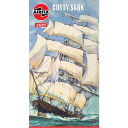 Airfix Cutty Sark 1:130 Scale Plastic Model Kit